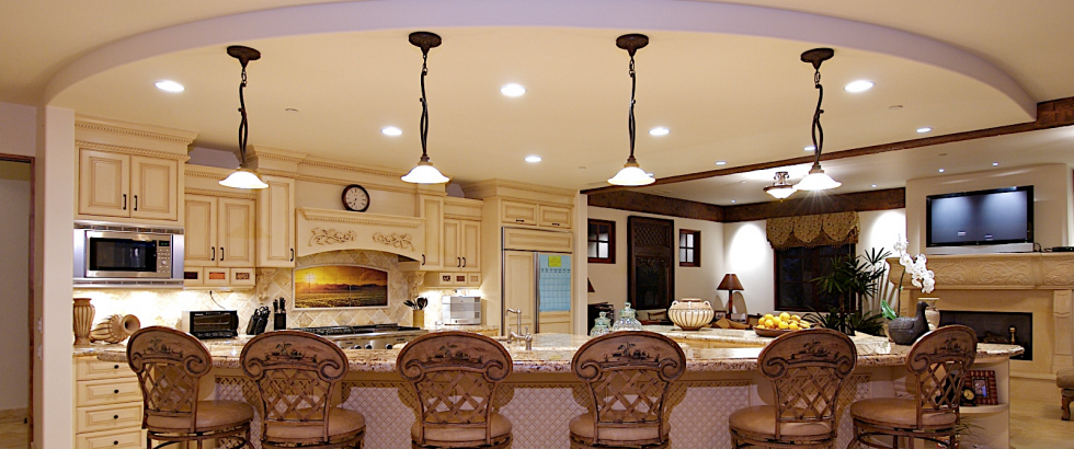 Recessed lighting kitchen Soffit Step Dezigns Blog Wordpresscom How To Layout Recessed Lighting In Steps Step Dezigns Blog