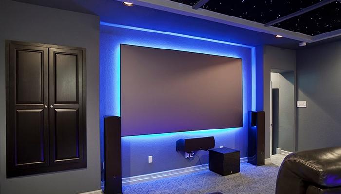 4 creative uses for led rgb tape light step 1 dezigns blog. Black Bedroom Furniture Sets. Home Design Ideas